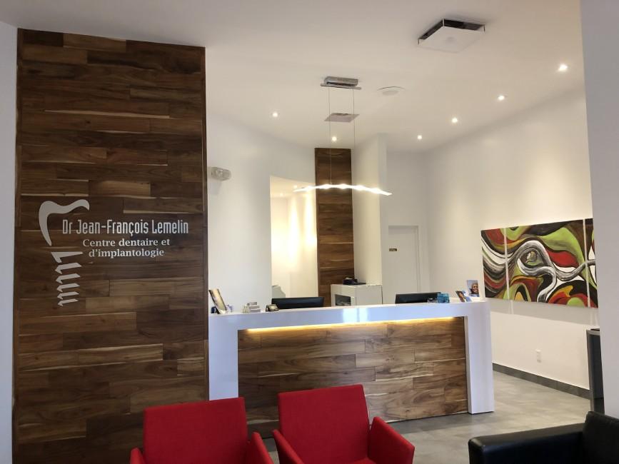 Centre Dentaire Lemelin